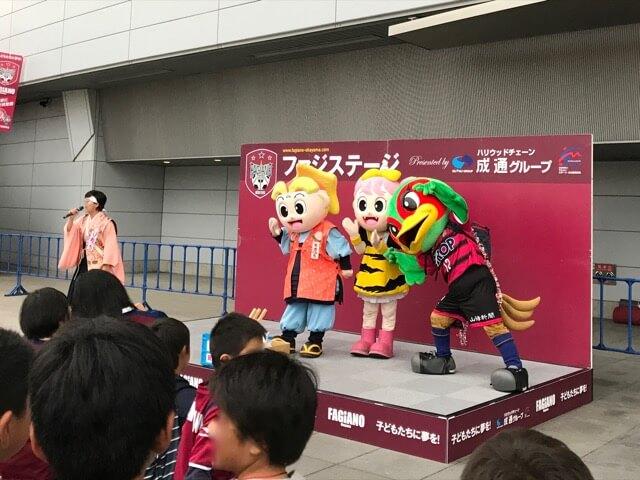 岡山県のキャラクター、「ももっち」「うらっち」登場。